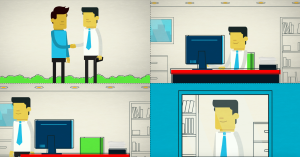 Business Leads animatie video